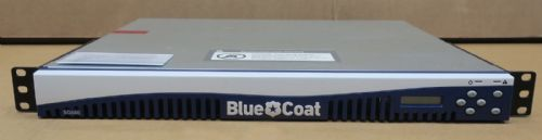 BlueCoat ProxySG 600 SG600-20-M5 Web Security Proxy Appliance 090-02913